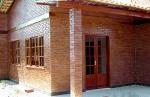 Casa com tijolos ecológicos
