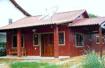 Casa com tijolos Ecológicos - Ecotijolos