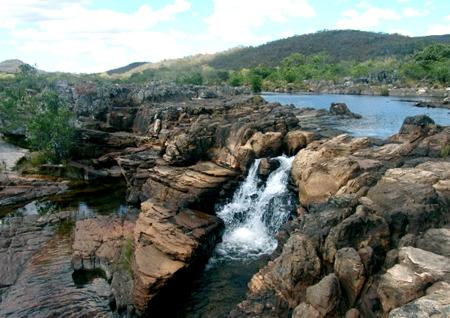 Canyons do Rio Preto - Parque Nacional Chapada dos Veadeiros