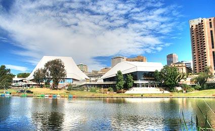 Apesar do desenvolvimento industrial, Adelaide investe na redução de resíduos e incentiva a reciclagem/Foto: aartfielder