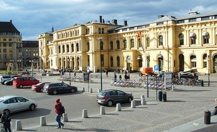 Capital da Noruega, Oslo tem baixas emissões de gases estufa/Foto: mgreener57